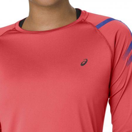 Dámske športové tričko - Asics ICON LS 1/2 W - 4