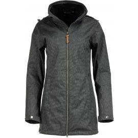 ALPINE PRO MAMIA 2 - Płaszcz softshell damski