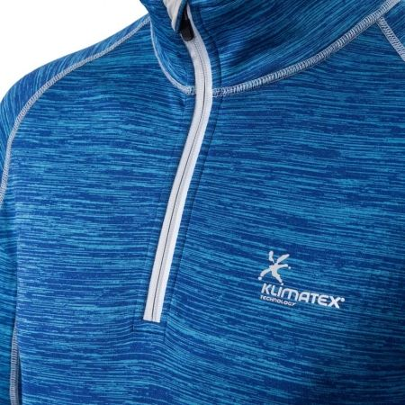 Pánský pulovr pro chladnější počasí - Klimatex DAGUR - 3