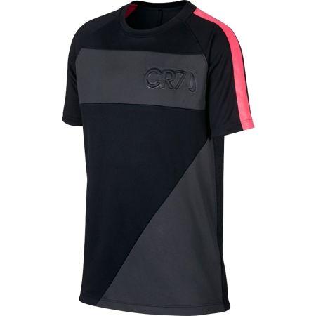 Спортна тениска за момчета - Nike CR7 B NK DRY TOP SS - 1