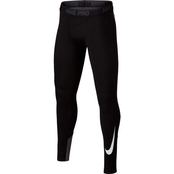Nike WM TGHT GFX - Chlapčenské športové legíny