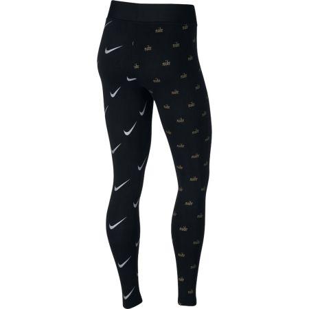 Dámské legíny - Nike NSW LGGNG METALLIC - 2