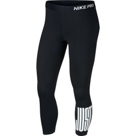Nike NP CROP JDI BLKD - Women's sports tights