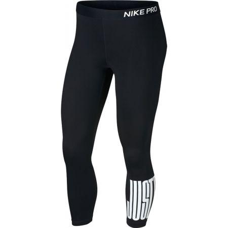 Dámské sportovní legíny - Nike NP CROP JDI BLKD - 1