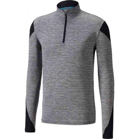 Mizuno ALPHA LS HZ - Pánske bežecké tričko s dlhým rukávom