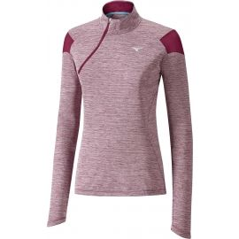 Mizuno ALPHA LS HZ W - Women's long sleeve running T-shirt