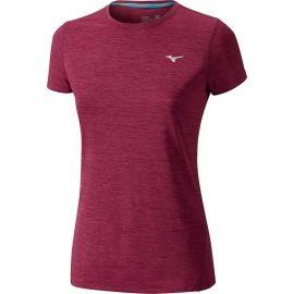 Mizuno IMPULSE CORE TEE W - Dámské běžecké triko s krátkým rukávem b0cf8b9853