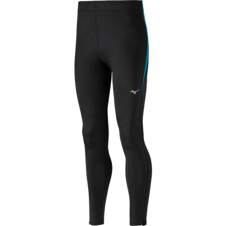 Pantaloni elastici de bărbați - Mizuno IMPULSE CORE LONG TIGHT