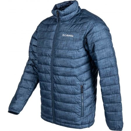 Pánska zimná bunda - Columbia POWDER LITE JACKET - 2