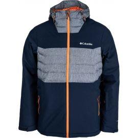 Columbia WHITE HORIZON HYBRID JACKET - Мъжко водно-непропускащо  яке