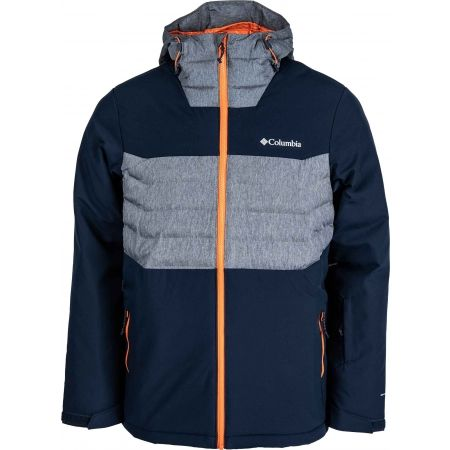 Columbia WHITE HORIZON HYBRID JACKET