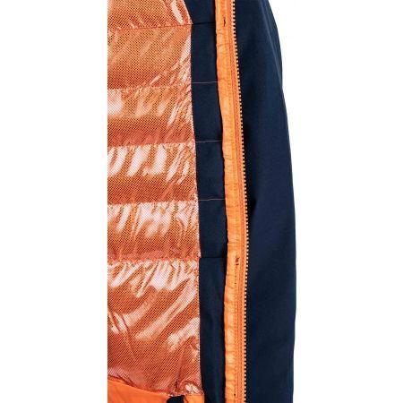 Pánska vodeodolná bunda - Columbia WHITE HORIZON HYBRID JACKET - 8