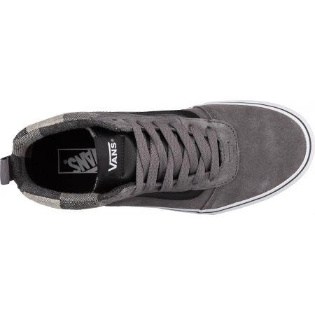 Sneakerși înalți de bărbați - Vans MN WARD HI MTE - 5