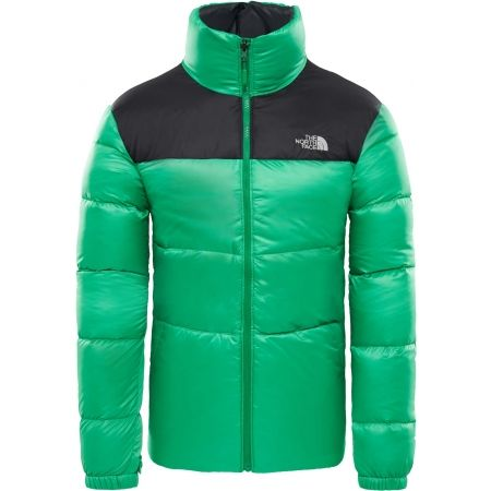 The North Face NUPTSE III JACKET M - Pánska zateplená bunda