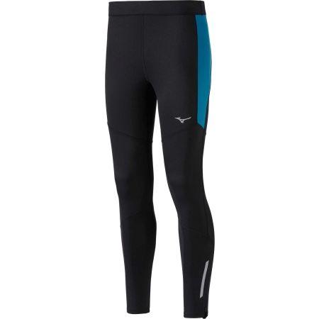 Pánske zateplené elastické nohavice - Mizuno WARMALITE TIGHT