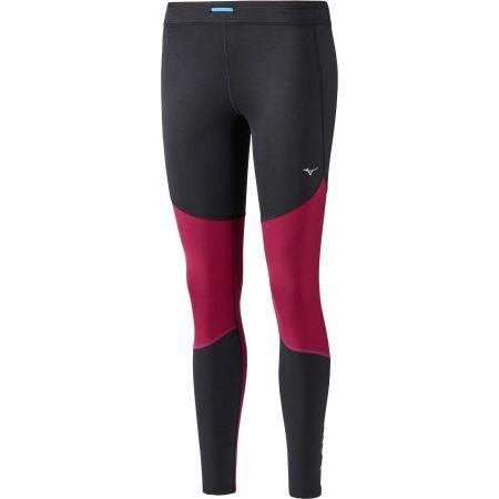 Dámske zateplené elastické nohavice - Mizuno WARMALITE TIGHT W
