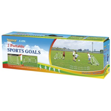 Set porți pliante de fotbal - Outdoor Play JC-429A - 3