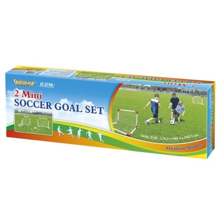 Set of foldable football goals - Outdoor Play JC-219A - 2