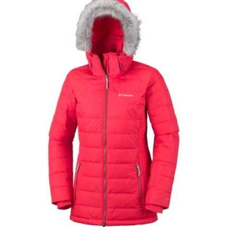 Dámska zimná bunda - Columbia PONDERAY JACKET - 3
