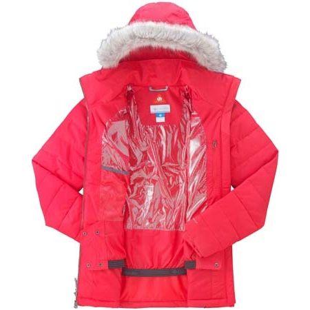 Dámska zimná bunda - Columbia PONDERAY JACKET - 4