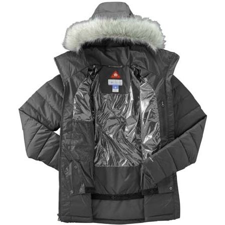 Dámska zimná bunda - Columbia PONDERAY JACKET - 4