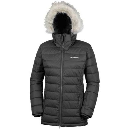 Dámska zimná bunda - Columbia PONDERAY JACKET - 3