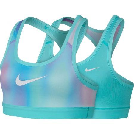 Dívčí sportovní podprsenka - Nike NP BRA CLASSIC REV AOP2 - 1