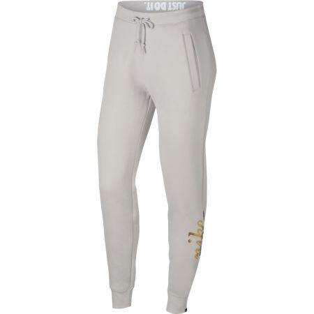 Dámské tepláky - Nike NSW RALLY PANT REG METALLIC - 1