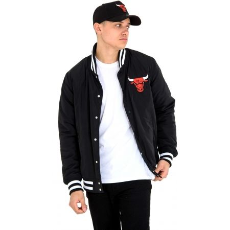 Men's jacket - New Era NBA CHICAGO BULLS - 1