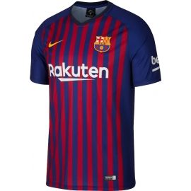Nike FCB BRT FTBL TOP SS HM - Pánské fotbalové triko