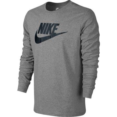 Pánské triko - Nike TEE-FUTURA ICON LS - 1