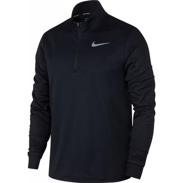 Nike PACER PLUS HZ černá M - Pánské běžecké triko