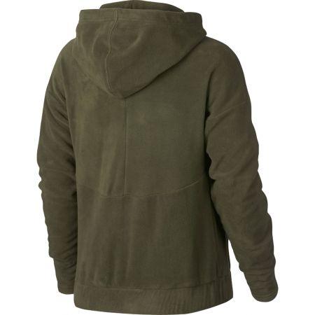 Women's sports sweatshirt - Nike NK THRMA HOODIE POLAR - 2