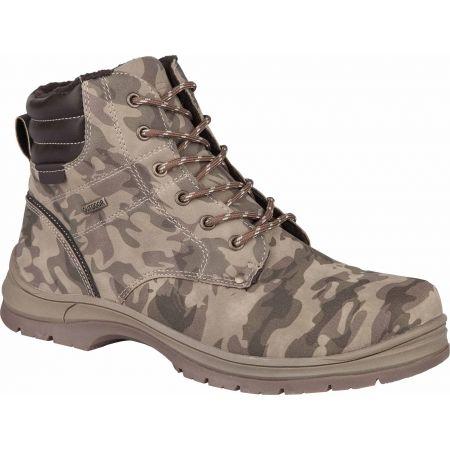 Pánská zimní obuv - Numero Uno CAMEL ARMY M - 1 e1fe4ca1df