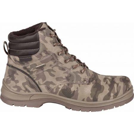 Pánská zimní obuv - Numero Uno CAMEL ARMY M - 3