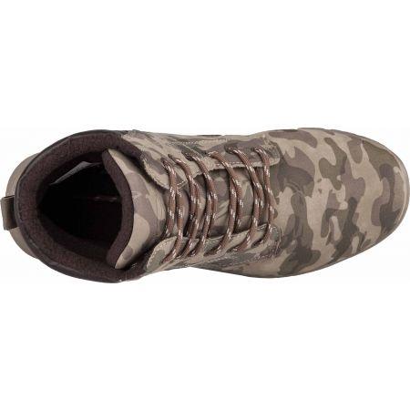 Pánská zimní obuv - Numero Uno CAMEL ARMY M - 5