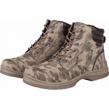 Pánská zimní obuv - Numero Uno CAMEL ARMY M - 2