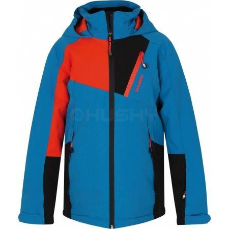 6dd151ef33 Detská lyžiarska bunda - Husky W 17 ZAWI JR - 1