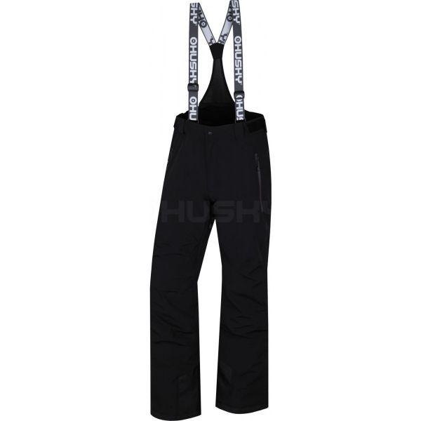 Husky W 17 GOILT M - Pánske zimné nohavice