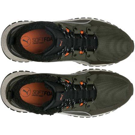 Pánska voľnočasová obuv - Puma PACER NEXT SB WTR - 4