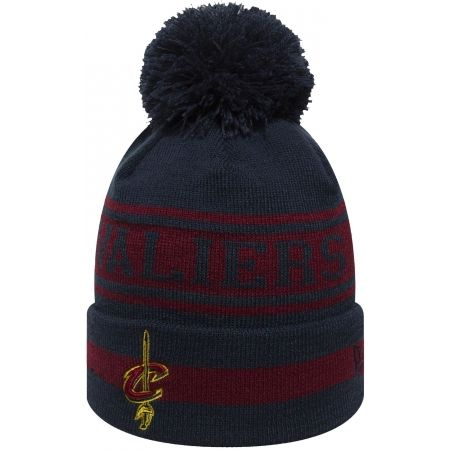 Men's winter hat - New Era NBA CLEVELAND CAVALIERS