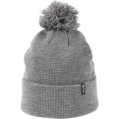 Dámska pletená čiapka - Finmark ZIMNÁ ČIAPKA