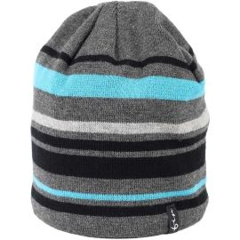 Finmark ЗИМНА ШАПКА - Мъжка плетена шапка