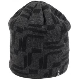 Finmark WINTER HAT - Knitted winter hat