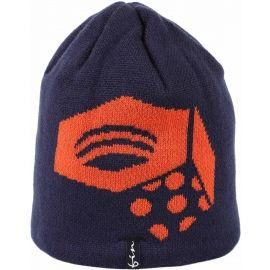 Finmark ZIMNÁ ČIAPKA - Zimná  pletená čiapka