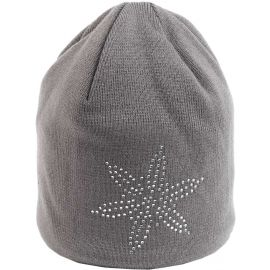 Finmark ЗИМНА ШАПКА - Дамска плетена шапка