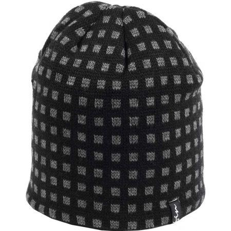 Дамска плетена шапка - Finmark ЗИМНА ШАПКА