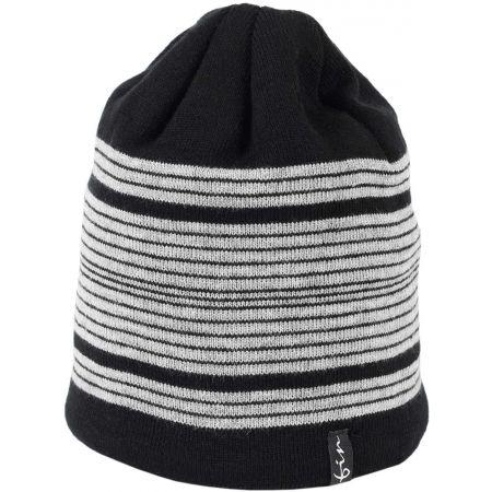 Finmark WINTER HAT - Knitted winter hat