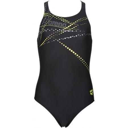 Dívčí plavky - Arena G GLIMMER JR ONE PIECE - 1