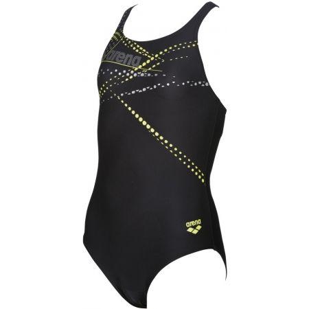 Dívčí plavky - Arena G GLIMMER JR ONE PIECE - 2